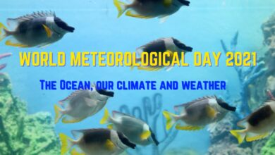 """Photo of Celebrating World Meteorological Day 2021 – """"The Ocean, Our Climate and Weather"""""""