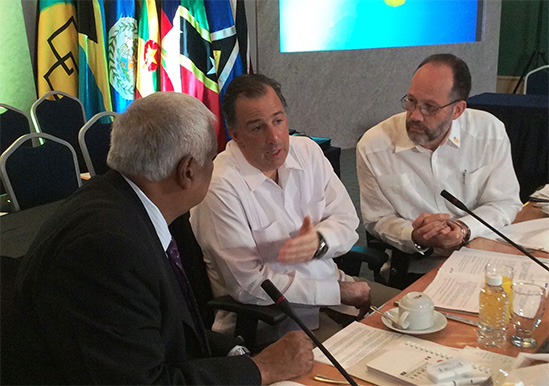 Photo of CARICOM and Mexico leaders hold third summit