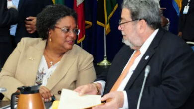 Photo of Virtual Hand-Over Ceremony for CARICOM Chairmanship