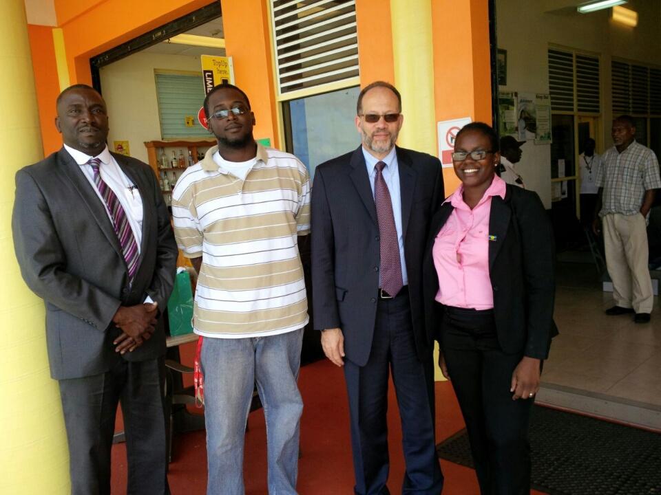 Photo of CARICOM SG updates Montserrat's new Cabinet on regional developments