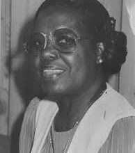 Photo of Ms. Nesta Patrick