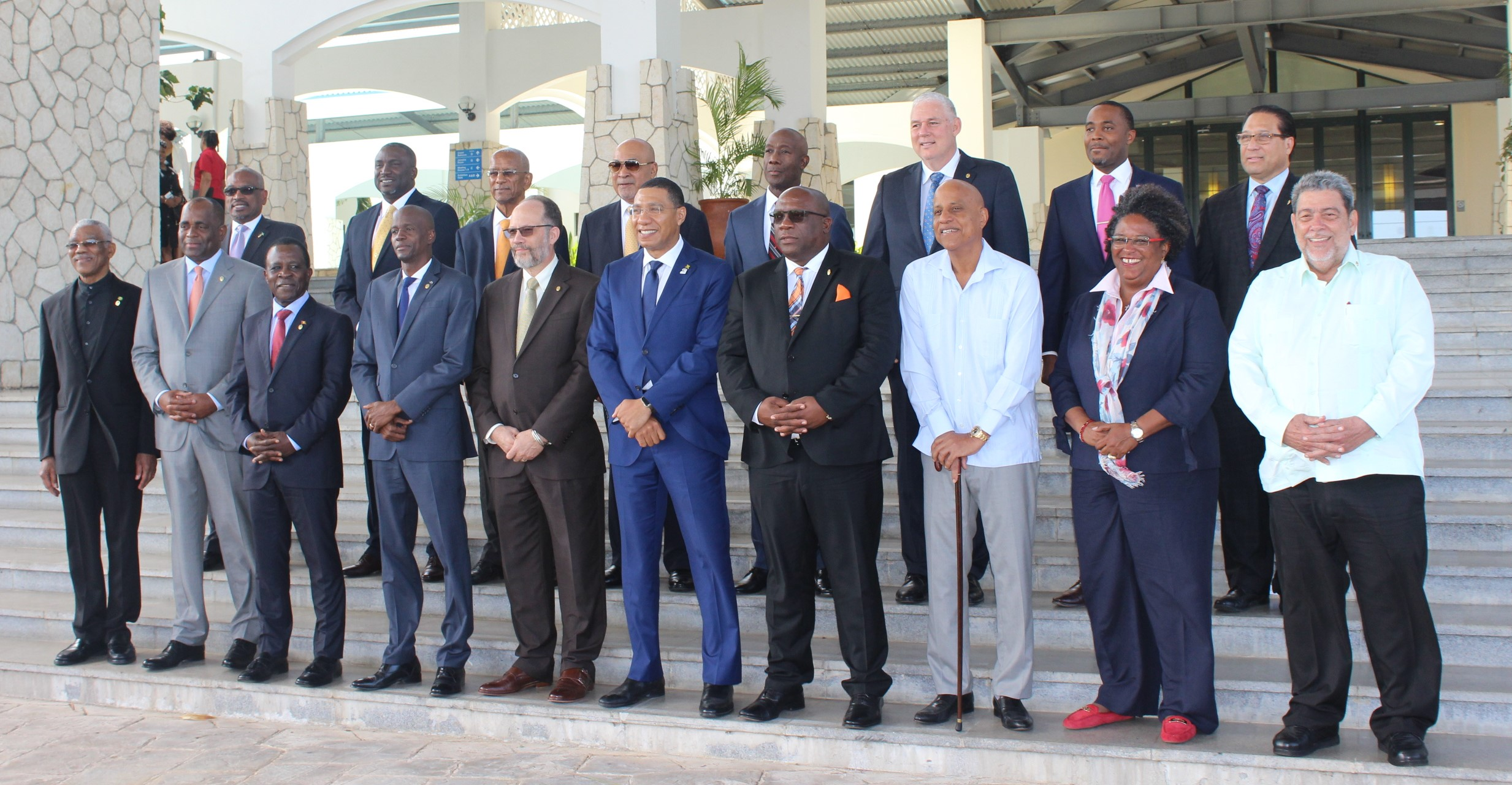 Photo of COMMUNIQUÉ ISSUED AT THE CONCLUSION OF THE THIRTY-NINTH REGULAR MEETING OF THE CONFERENCE OF HEADS OF GOVERNMENT OF THE CARIBBEAN COMMUNITY
