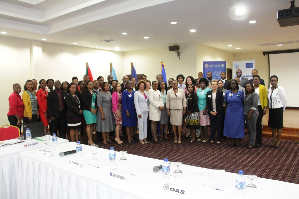 Photo of National Drug Observatories critical to the fight against drugs in CARICOM
