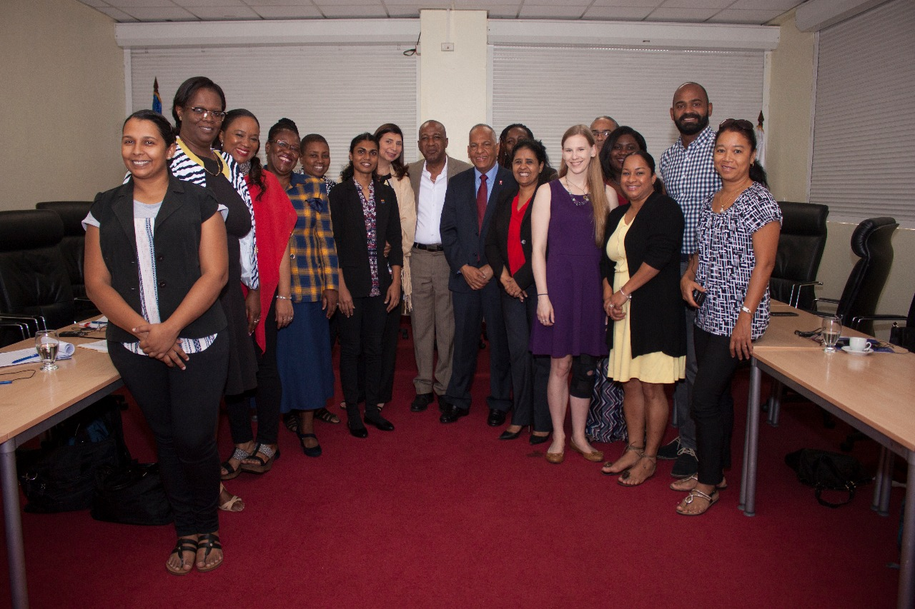 Photo of PANCAP aims to enhance HIV prevention, care, treatment and support with Knowledge Exchange Event