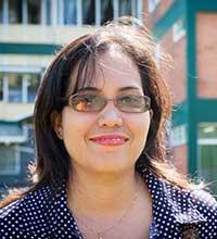Photo of Ms. Penelope DeFreitas