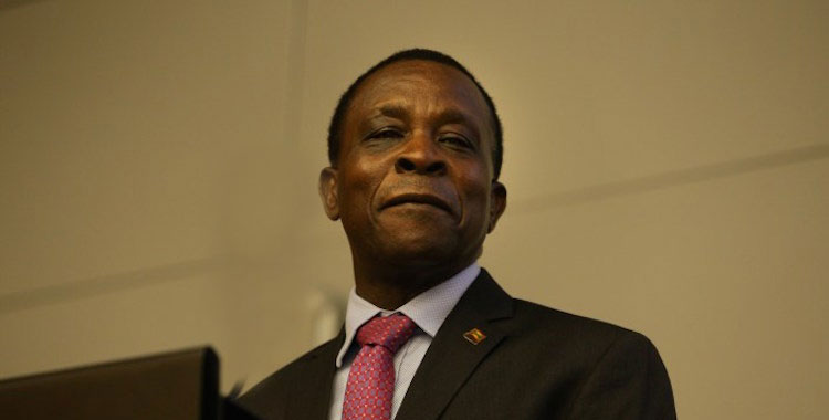 Prime Minister of Grenada, Dr. the Rt. Hon. Keith Mitchell (File photo)