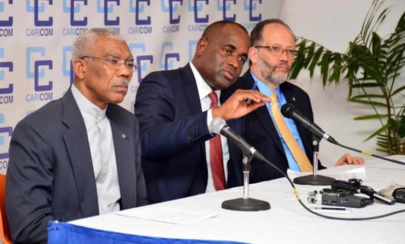 Photo of CARICOM joins Guyana's push for juridical settlement of Guyana/Venezuela border row
