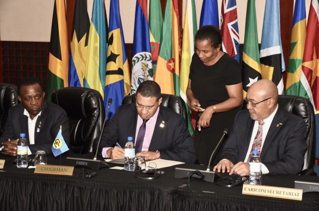 Photo of Health, Education Benefits for Spouses and Dependents of CARICOM Nationals
