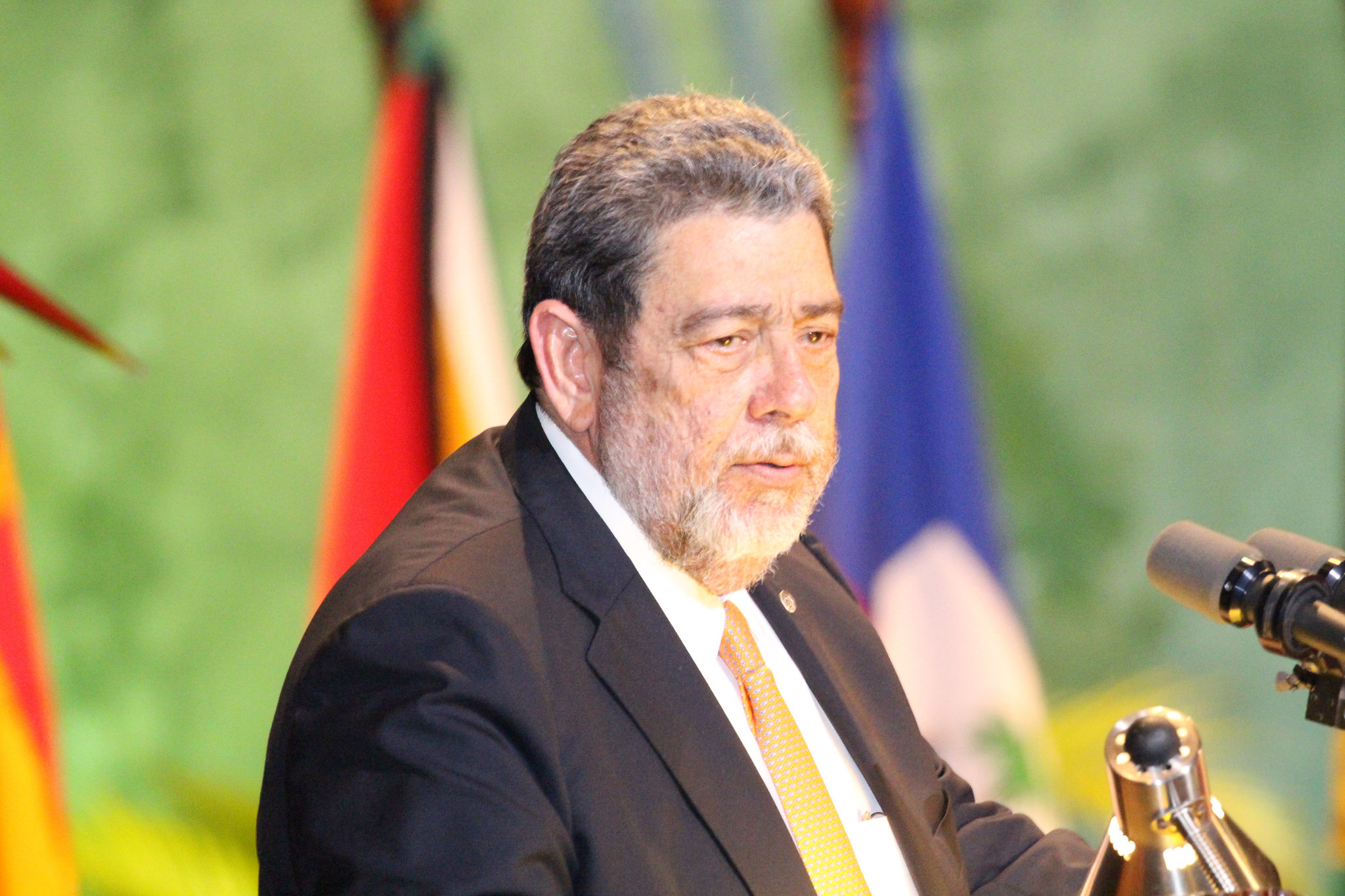 Photo of Ageing, NCDS and Technology: SVG Prime Minister tells Community to pay attention