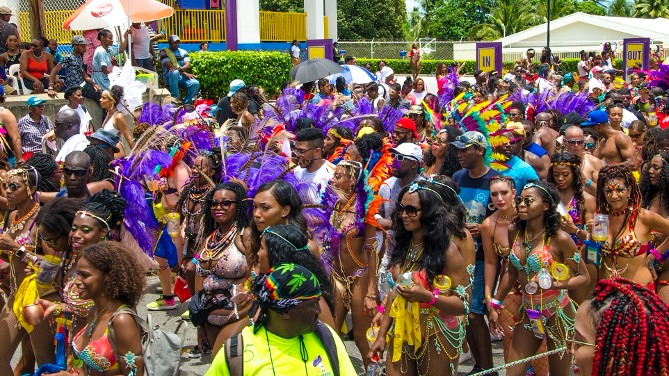 In light of COVID-19, some of the region's largest festivals such as Crop Over in Barbados, St Lucia Carnival, and Jazz 'n Creole in Dominica, to name a few, have been cancelled. (Photo credit Loop Jamaica)