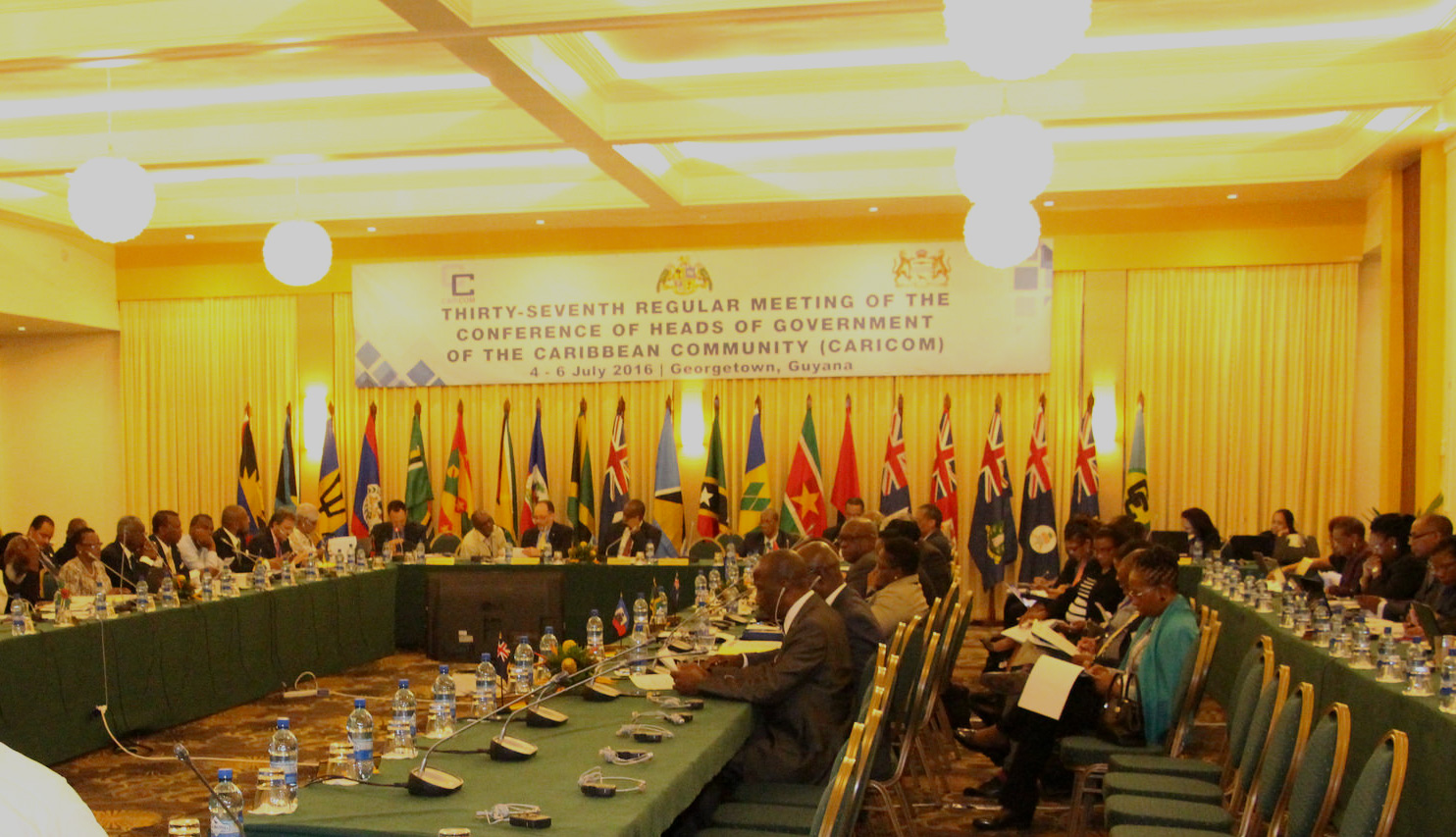 Photo of Security underpins deliberations at CARICOM Heads Conference