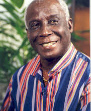 Photo of Prof Hon Ralston 'REX' Nettleford