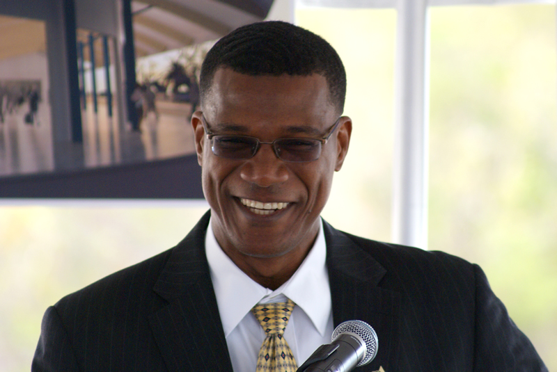 Photo of Premier Rufus Ewing and Minister of Border Control Attends Pre-JMC In Bermuda