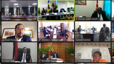 Photo of Communique issued at the conclusion of the Forty-First Meeting of the Conference of Heads of Government of the Caribbean Community, via Videoconference, 29 October 2020