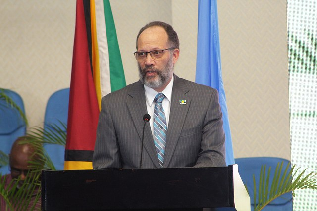 Photo of SG calls for distinct CARICOM representation on ICAO