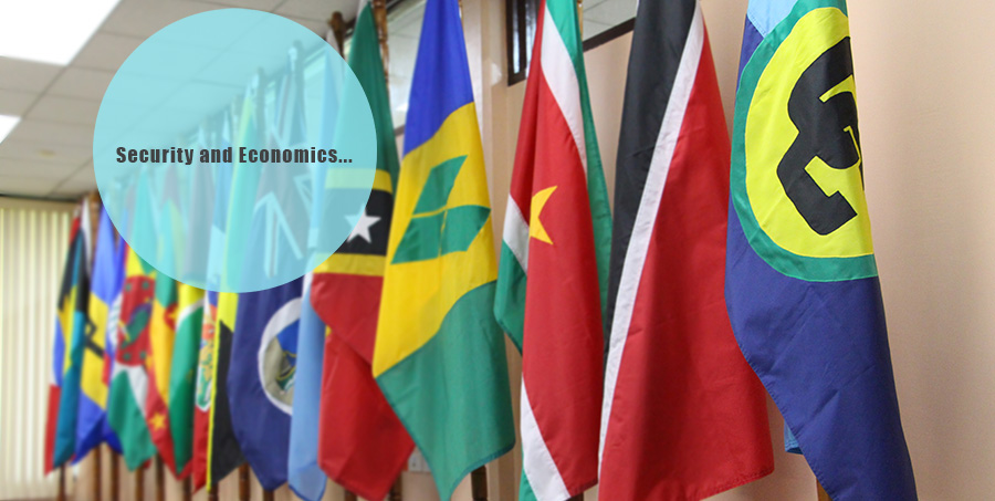 Photo of Security, economics high agenda issues at 37th Heads of Government Conference 4-6 July 2016, Guyana