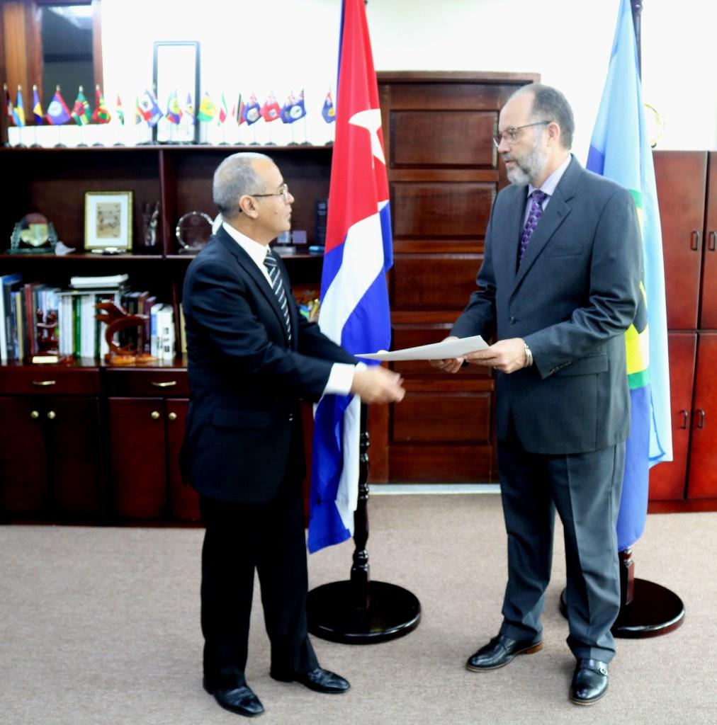 Photo of CARICOM, Cuba pledge to strengthen relations