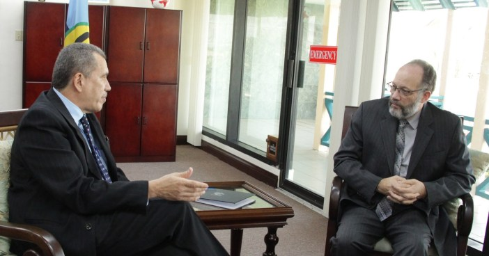 Photo of CARICOM, UN Environment discuss closer cooperation