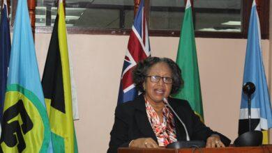 Photo of 'I am here to serve' – CARICOM Secretary-General Dr. Carla Barnett