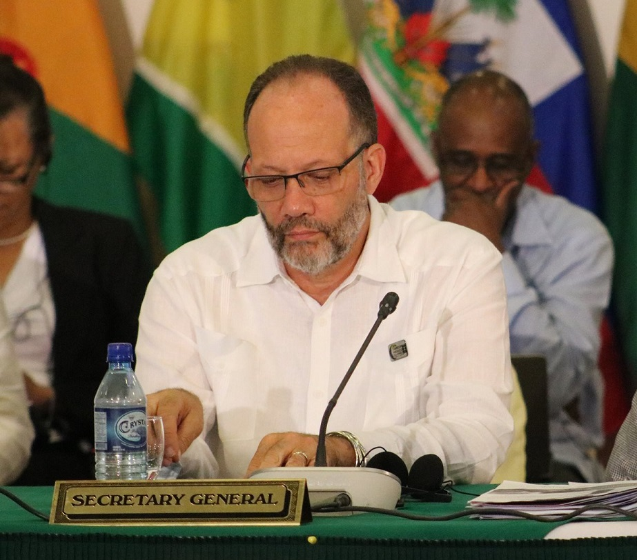 Photo of CARICOM-Mexico Summit: Secretary-General invites international support for hurricane recovery