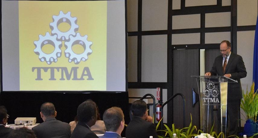 Photo of CARICOM Secretary-General addresses Trinidad and Tobago Manufacturers Association's AGM
