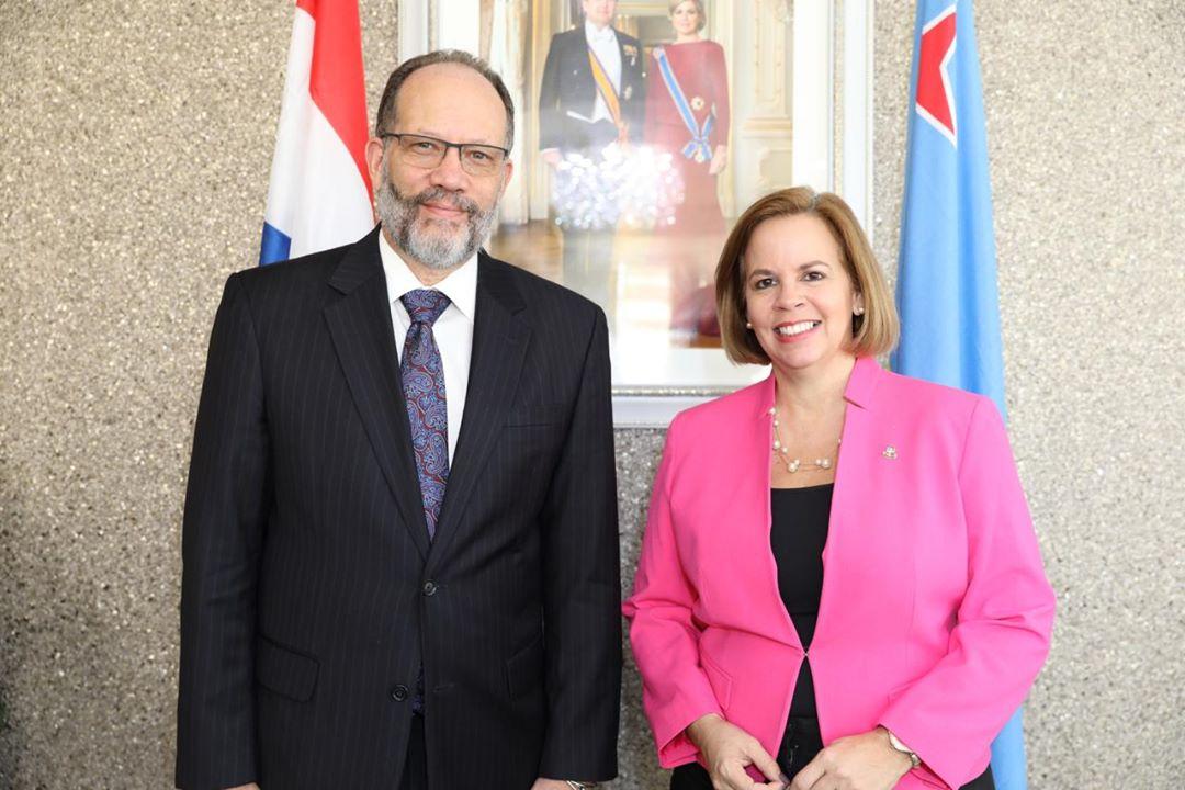 Photo of CARICOM SG holds talks with Aruba on Associate Membership