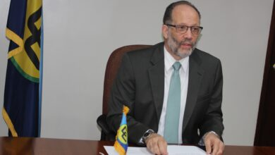 Photo of Remarks by the Secretary-General – Accreditation of new Ambassador of the Holy See to CARICOM