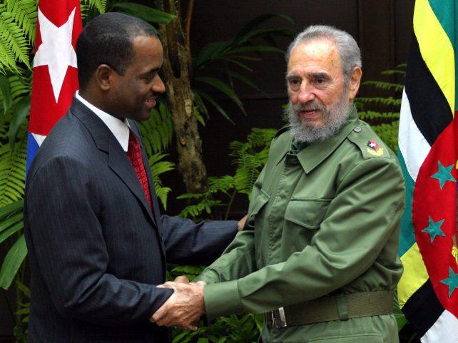 Photo of Viva Fidel! A true friend of the Caribbean Community: CARICOM Chairman