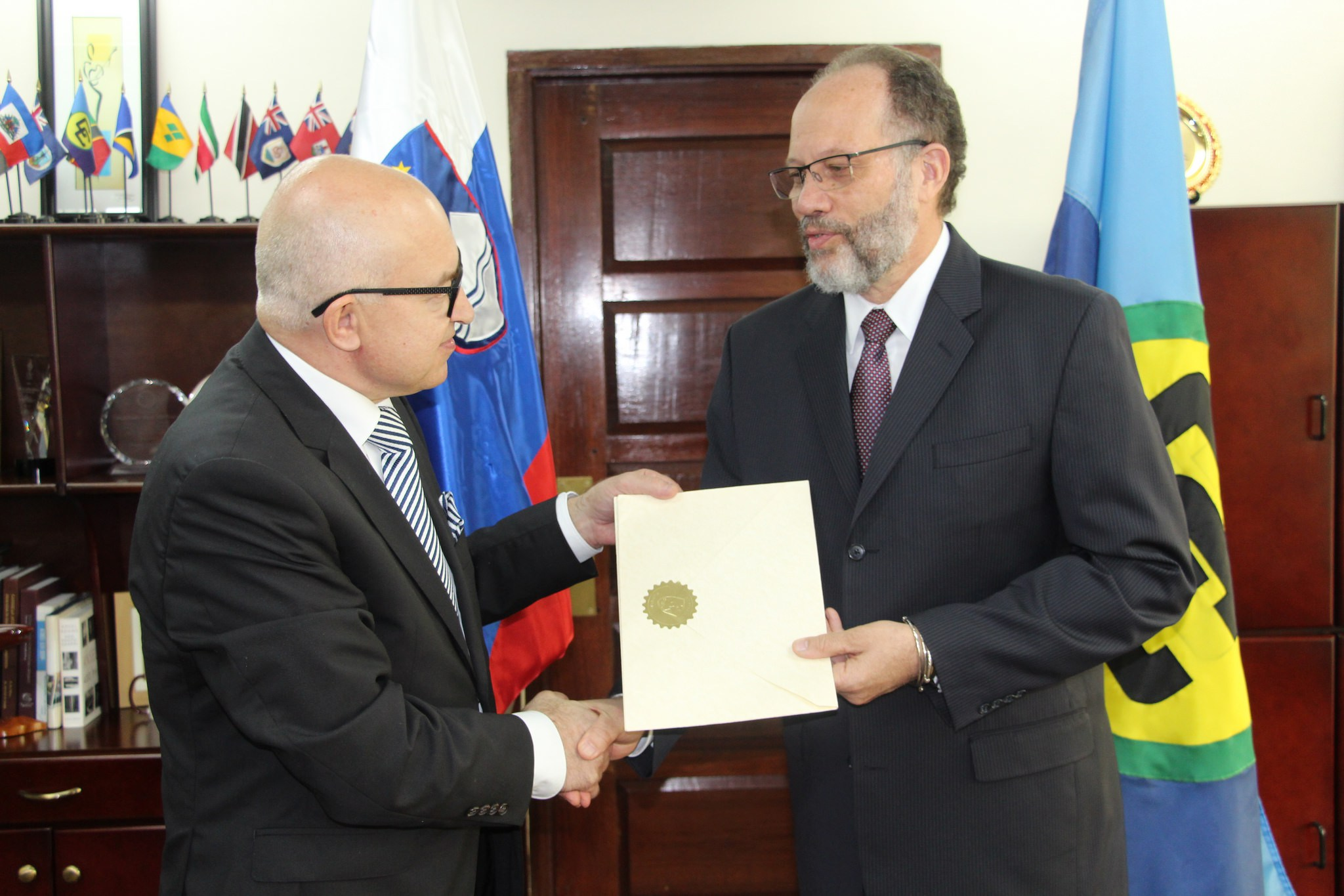 Photo of Slovenia, CARICOM forging closer relations
