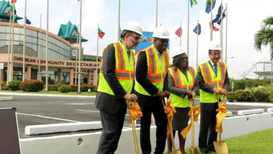 Photo of CARICOM Secretariat launches solar project for Headquarter's Building