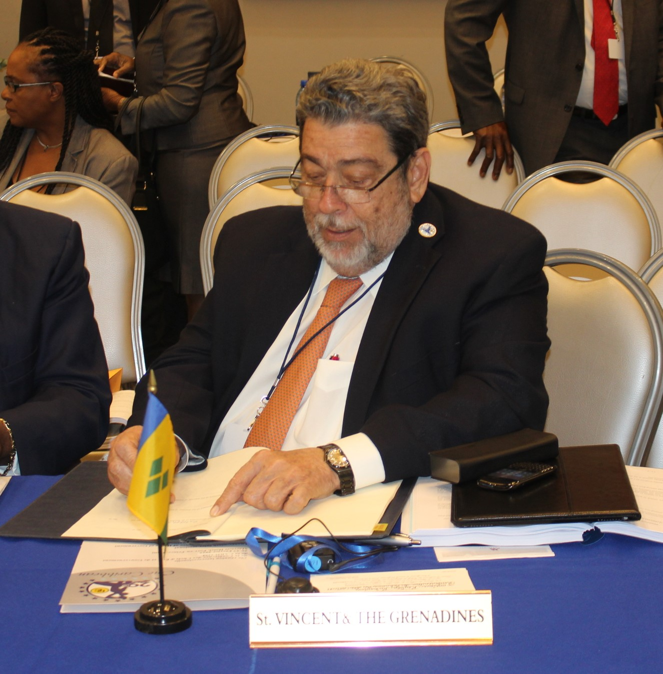 Photo of St. Vincent and the Grenadines signs new Multilateral Air Services Agreement