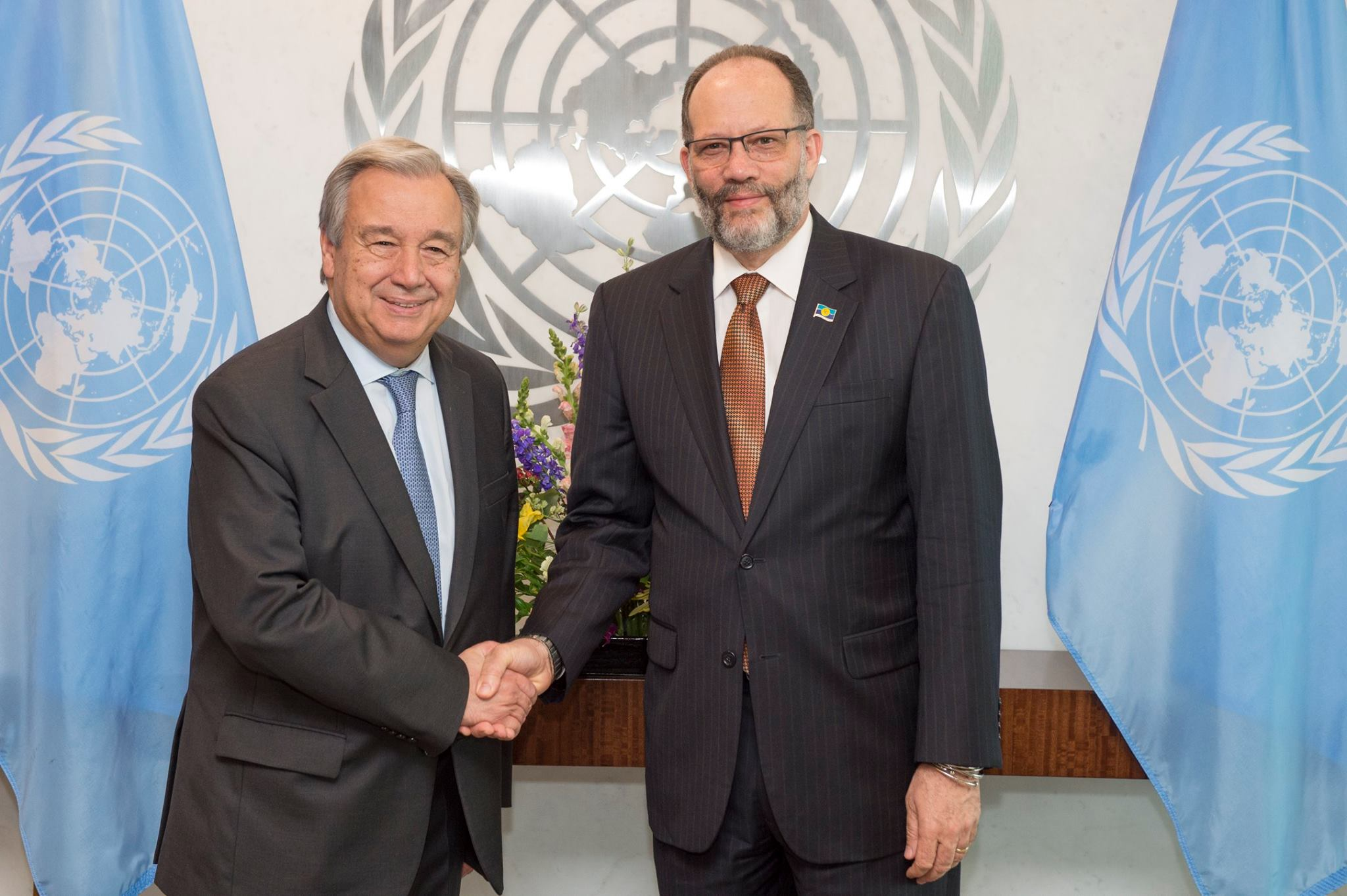 Photo of UN SG lauds CARICOM leadership on global issues