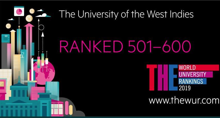 Photo of New Rankings put The UWI among top 5 percent of best Universities in the world