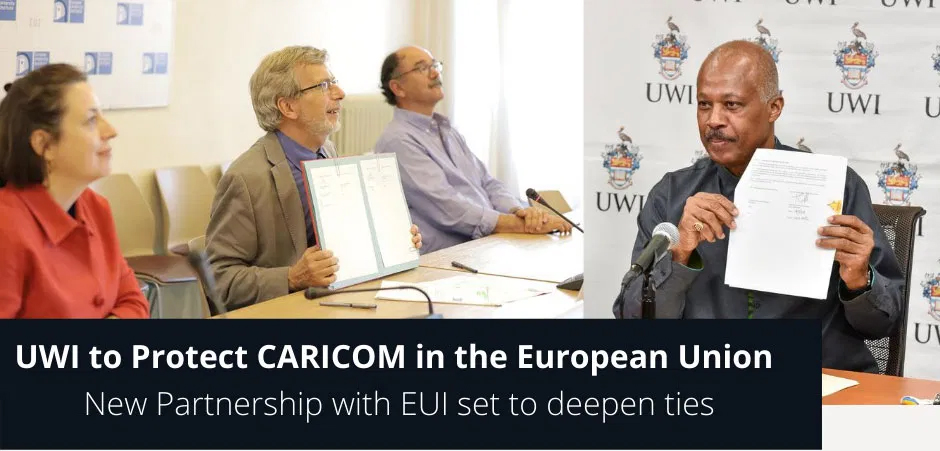 UWI to Protect CARICOM in the European Union