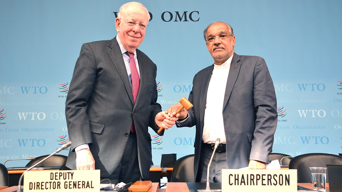 Photo of WTO Members appoint Guyanese as new chair of Agriculture Talks