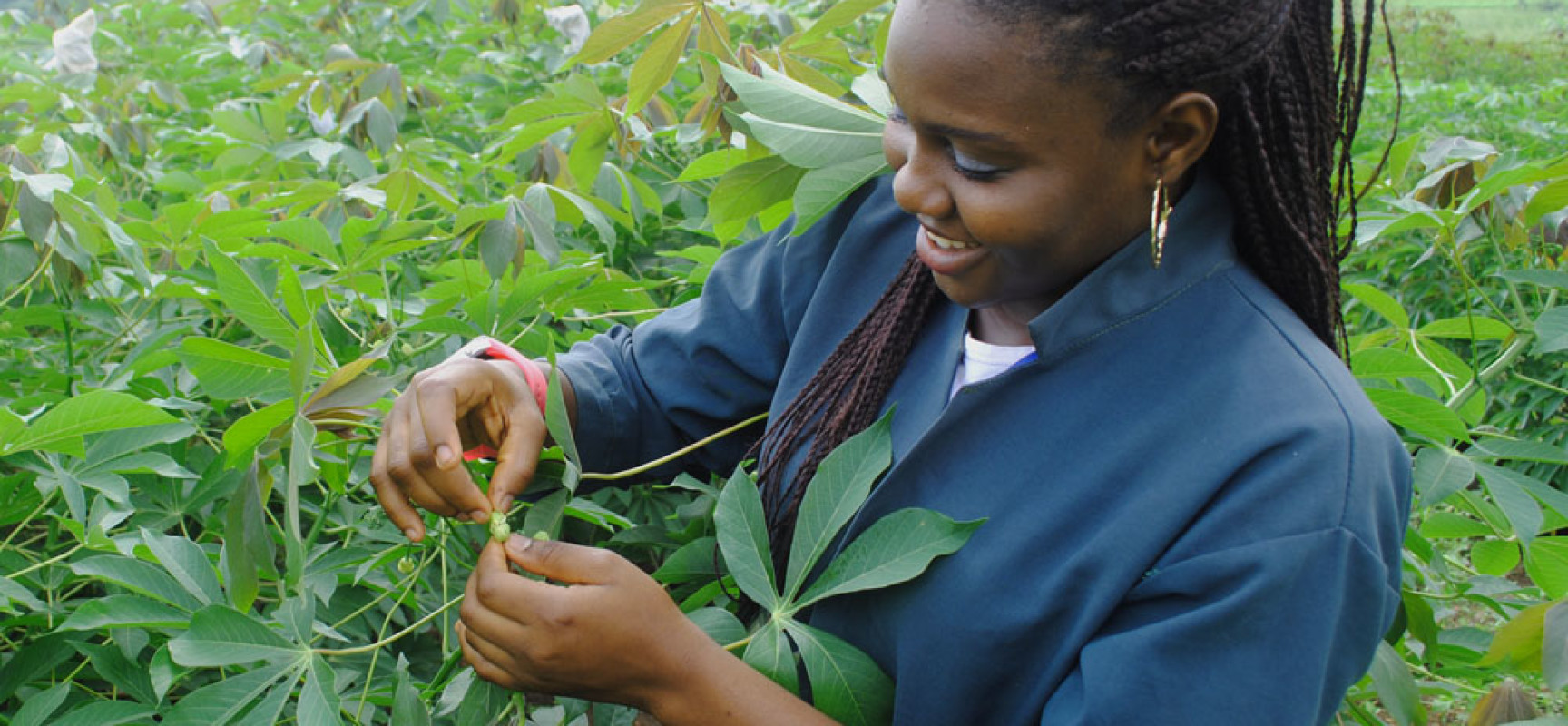 Photo of Grenadian youth exposed to possibilities in Agribusiness